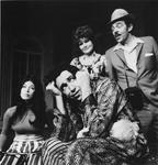"""F. Murray Abraham and Eve McVeagh in """"Scuba Duba"""""""