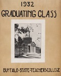 Buffalo State Scrapbook: Graduating Class of 1932