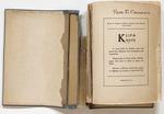 Paul E. Coleman Scrapbook by E.H. Butler Library