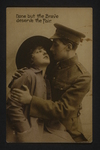 Pressure to Enlist: The Brave; The Fair (1) by WWI Postcards from the Richard J. Whittington Collection