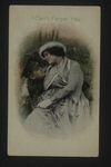 Tender Thoughts: I Can't Forget You (1) by WWI Postcards from the Richard J. Whittington Collection