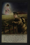 Songs/Hymns: Long, Long Trail (5) by WWI Postcards from the Richard J. Whittington Collection