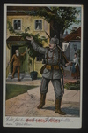 Home and Family: Saying Goodbye (1) by WWI Postcards from the Richard J. Whittington Collection