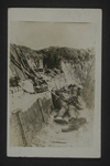 Death in the Trenches (1) by WWI Postcards from the Richard J. Whittington Collection