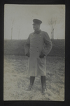 German Soldier Portrait by WWI Postcards from the Richard J. Whittington Collection