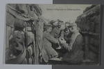 German Trench Forces (1) by WWI Postcards from the Richard J. Whittington Collection
