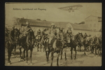 German Artillery on Horseback by WWI Postcards from the Richard J. Whittington Collection