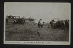 British Battery in Action (1) by WWI Postcards from the Richard J. Whittington Collection