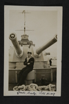 Naval Guns (1) by WWI Postcards from the Richard J. Whittington Collection
