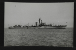 Unknown Ship (1) by WWI Postcards from the Richard J. Whittington Collection