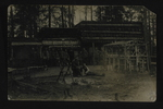 German Bunker by WWI Postcards from the Richard J. Whittington Collection