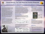 Claude Debussy: The Truth About the Première Rhapsodie by Felicity Barnes