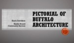 Pictorial of Buffalo Architecture