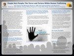 People Hurt People: The Terror and Torture Within Human Trafficking by Jay Tracey, Michaela Reimers, and Jason Rivera