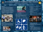 Accommodating Students with Disabilities in Higher Education by Justin Boucher, Iyanna Williams, and Roger Geaniton