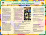 Comparing Strategies to Motivate Elementary Children in Thailand and US by Klihtoo Paw