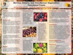 Berries, Onions, and Cruciferous Vegetables: Functional Foods