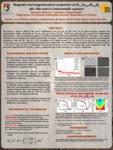 Magnetic and Magnetocaloric Properties of Al1.1Fe1.85M0.15 (M=Mn,Cr)B2 by Devanshi Malaviya, Elaha Hashmatullah, Md Sakhavat Hossain Himel, and Mahmud Khan