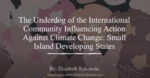 The Underdog of the International Community Influencing Action Against Climate Change: Small Island Developing States