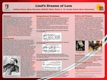 Liszt's Dreams of Love by Kathleen Dunne