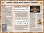 Giacomo Puccini: Writing Until the Last Breath by Matthew Bouchard