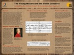 The Young Mozart and the Violin Concerto by Melanie Bitka