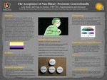 The Acceptance of Non-Binary Pronouns by Lily Buck and Ezra LaForme