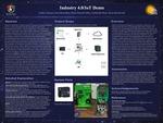Industry 4.0/IoT Demo by Karl Dorcelian, Zachariah Mayo, Fakhri Alameri, Elton Mensah-Selby, and Ryan Borkowski