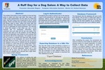 A Ruff Day for a Dog Salon: A Way to Collect Data by Alexander Wagner