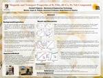 Magnetic and Transport Properties of R3TiSb5 (R=Ce;Pr;Nd) Compounds by Randall S. Filippone
