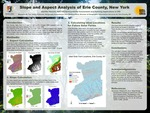 GIS Analysis of Slope Distributions and Future Solar Energy Farms by Jennifer Hanson