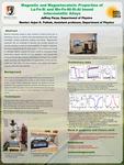 Magnetic and magnetocaloric properties of Mn1-xFexNiSi1-yAly intermetallic alloys by Jeffrey Paryz