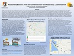 Relationship Between Parks and Combined Sewer Overflows Along Cazenovia Creek by Caitlin Ernst