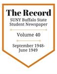 The Record, Volume 40, 1948-1949