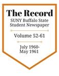 The Record, Volume 52-61, 1960-1961