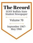 The Record, Volume 70, 1967-1968