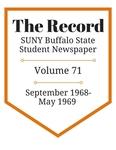 The Record, Volume 71, 1968-1969