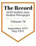 The Record, Volume 76, 1973-1974