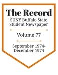The Record, Volume 77, 1974