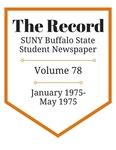 The Record, Volume 78, 1975