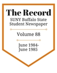 The Record, Volume 88, 1984-1985