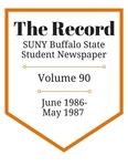 The Record, Volume 90, 1986-1987