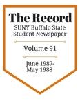 The Record, Volume 91, 1987-1988