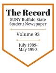 The Record, Volume 93, 1989-1990