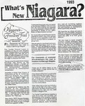 Niagara's Freedom Trial, circa 1990s, Newspaper Articles