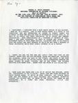 Samuel H. Davis Address, National Convention of Colored Citizens, Buffalo, 1843, n.d. by Lillion Batchelor