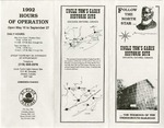 Uncle Tom's Cabin Historic Site Pamphlet