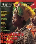 American Legacy; Along the Underground Railroad Today; 1999