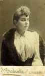 Mrs. Baranowska As A Girl