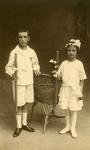 Włodzimierz Birnbaum And His Sister